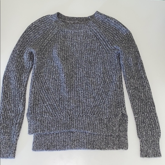 Abercrombie & Fitch Sweaters - abercrombie & fitch grey sweater